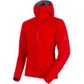 Mammut Ultimate V Miehet takki , punainen